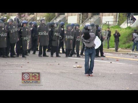 Just-Released Radio Calls Show Cries For Help During Baltimore Riot