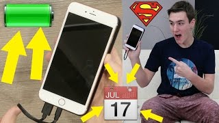 How I made my iPhone battery last a week thumbnail