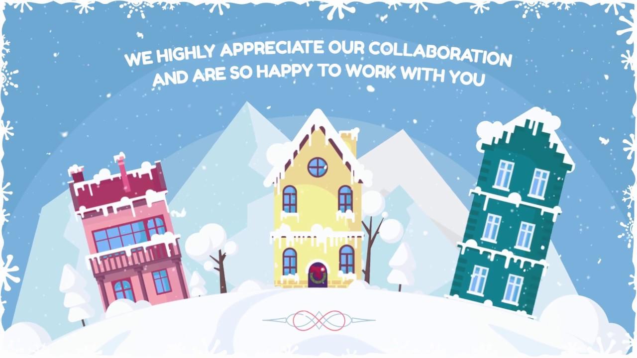 Christmas Video Card
