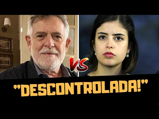 CASO TABATA AMARAL: ENTÃO NÃO PODE NEM CRITICAR MAIS?!!!