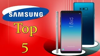 Samsung latest Top 5 Flagship Smartphone 2019 in india
