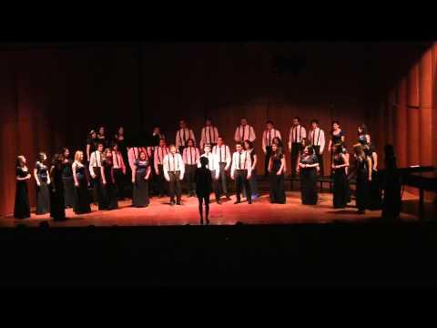 BUMC Jazz Choir - Chan Chan (Arr.: Francisco Repilado)