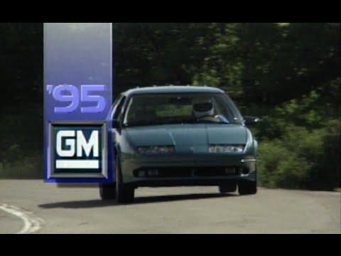 MotorWeek   Retro Review: 1995 General Motors Line