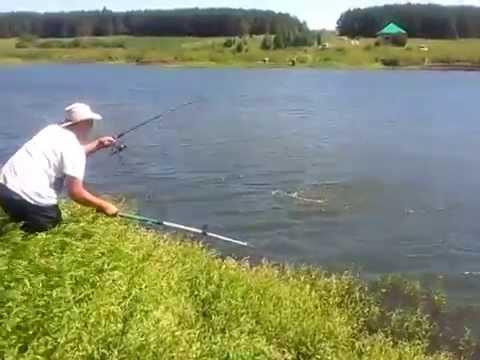 лучшие озера для рыбалки в башкирии
