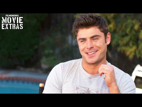 Neighbors 2: Sorority Rising | On-set with Zac Efron 'Teddy Sanders' [Interview]