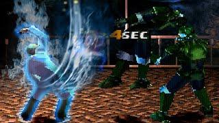 [TAS] Tekken 3 : Tekken Force mode - Dr. Bosconovitch