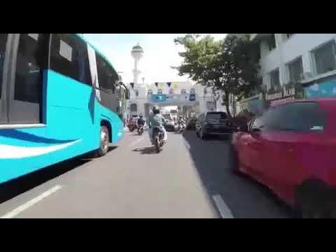 Metro Capsule Train in Indonesia