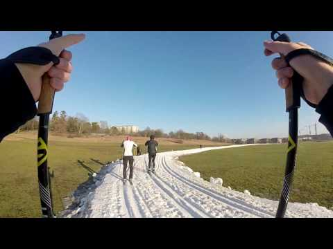 URBAN CROSS COUNTRY SKIING IN STOCKHOLM EXPERIENCE
