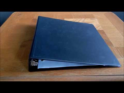 DIY: How to organize sheet music in binder without sheet protectors