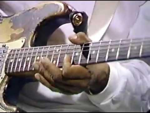 "Hiram Bullock instructional video ""Groove Music"""