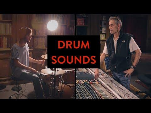 Drum Sounds - Tchad Blake