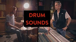 Drum Sounds - Tchad Blake