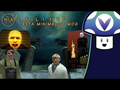 [Vinesauce] Vinny - Half-Life 2: Beta Minimalist Mod