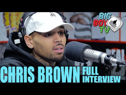 """Chris Brown on Becoming A Dad, His New Album """"Royalty"""", And More! (Full Interview) 