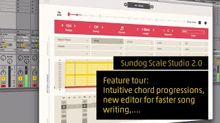 Sundog Scale Studio 2.0 Tour
