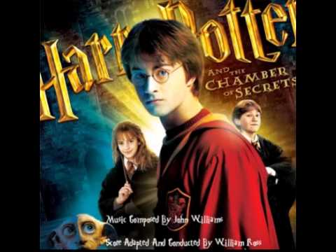 harry potter and the chamber of secrets complete score the diary youtube. Black Bedroom Furniture Sets. Home Design Ideas
