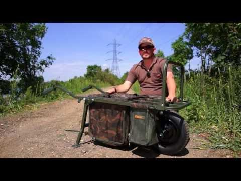***CARP FISHING TV*** NEW Explorer Barrow Explained...