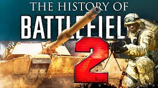 The History Of Battlefield - Part 5 - Battlefield 2, the best Game?