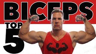 5 najlepších cvikov na biceps! Tréning na objem bicepsu. Cviky a tipy.