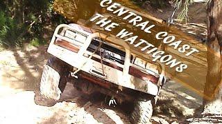 Central Coast Weekend 4WD Trip Wattagans Part 1 Drury Lane