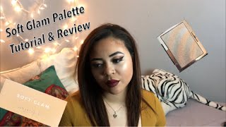 Anastasia Beverly Hills Soft Glam Tutorial & Review | Soft Glam Makeup Look | Ty Holmes