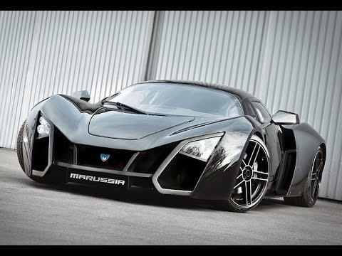 New Cars 2015: MARUSSIA B2
