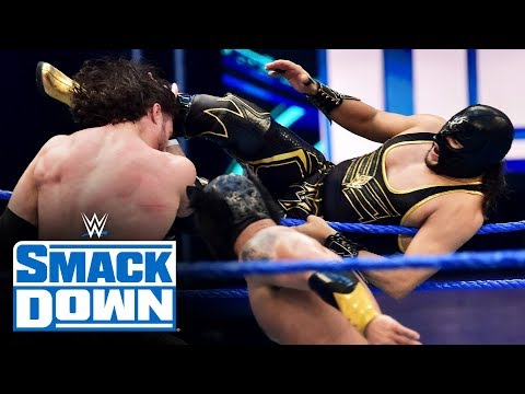 New Day & Lucha House Party vs. The Miz & John Morrison & The Forgotten Sons: SmackDown, May 8, 2020