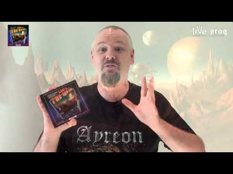 Video Review Arjen Anthony Lucassen - Lost In The New Real