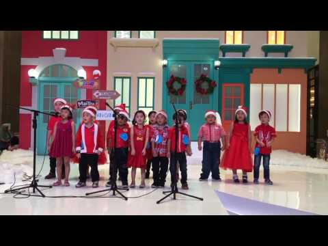 Jingle Bells Song by Kindergarten 2 National Global School Banjar Wijaya