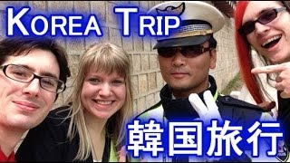 One of WhiteEnglishGirl's most viewed videos: English Siblings Holiday In Korea 【外人が韓国で旅行】