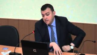 KMÜ'de Kamu Yönetimi Söyleşileri-I Kaymakamlık Mesleği Konferansı