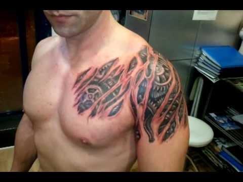 Fotos Tatuajes Biomecanicos tatuaje: tatuajes biomecanicos