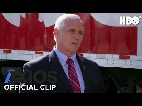 Axios on HBO: Vice President Mike Pence on Prayer During the