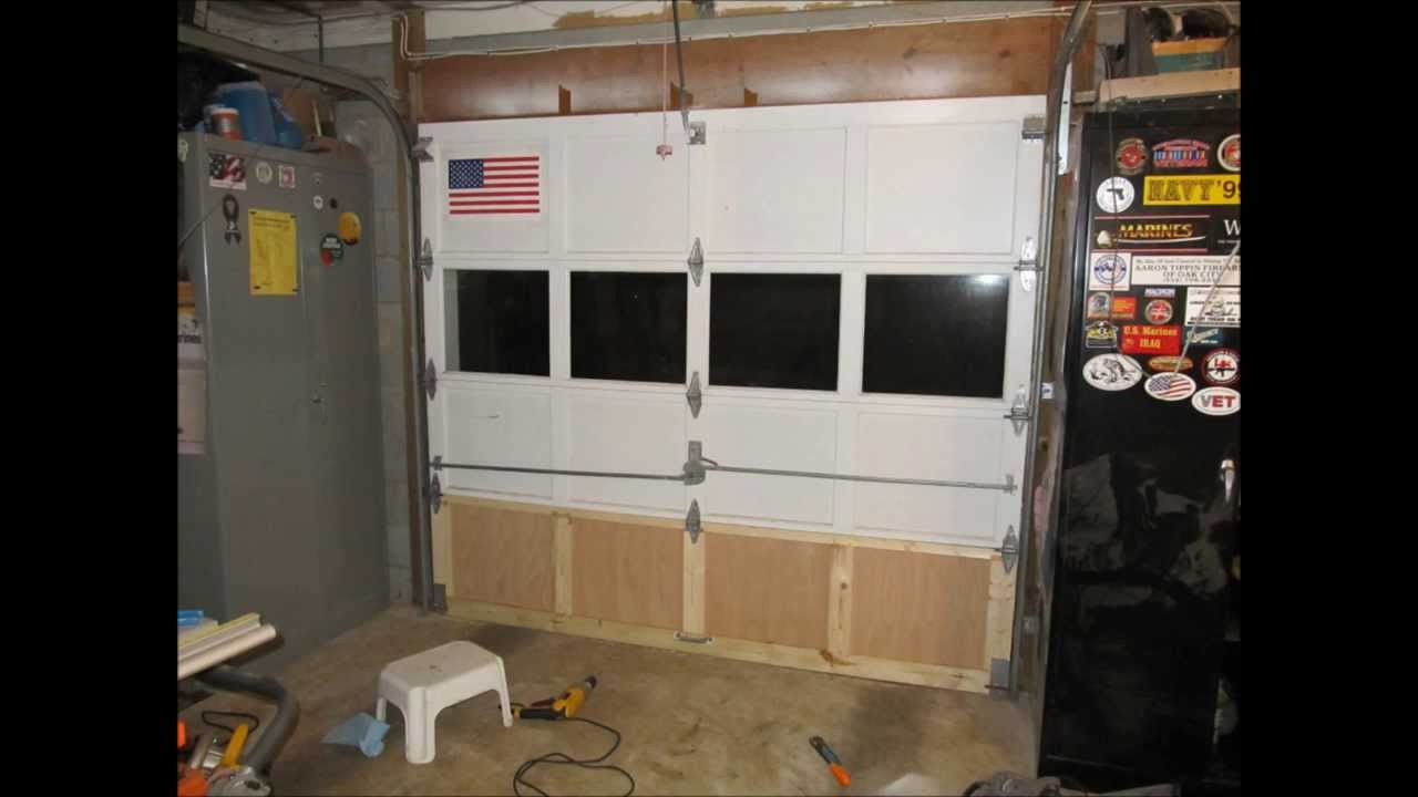 Garage Door Repair Slideshow 20130816 Youtube