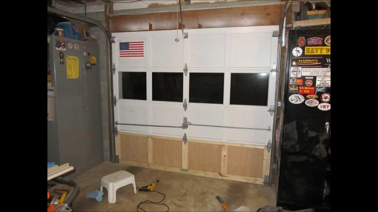 Garage Door Repair Slideshow 20130816 - YouTube