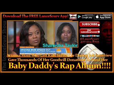 Negligent Arizona Mother Takes Her Kids Donation Money To Finance Her Baby Daddy's RAP ALBUM!!!!
