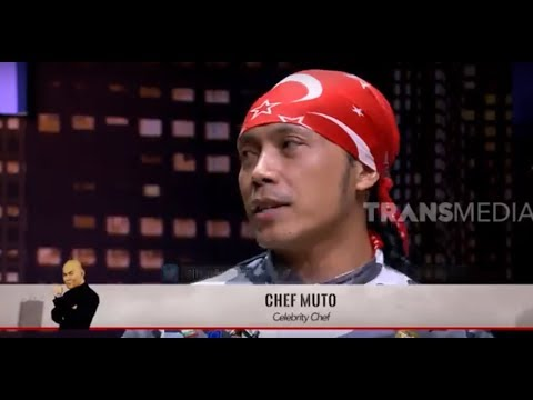 CHEF MUTO, CELEBRITY CHEF PENUH AKSI | HITAM PUTIH (01/04/19) PART 2
