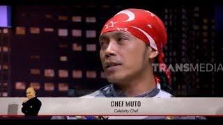 CHEF MUTO, CELEBRITY CHEF PENUH AKSI   HITAM PUTIH (01/04/19) PART 2