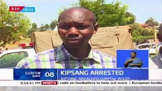 Kenyan Marathoner arrested for violating curfew orders