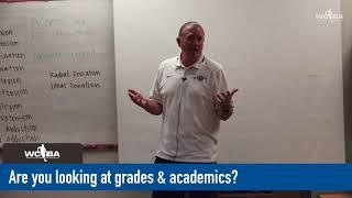 John Thompson Part 4: Q&A: How important are academics?