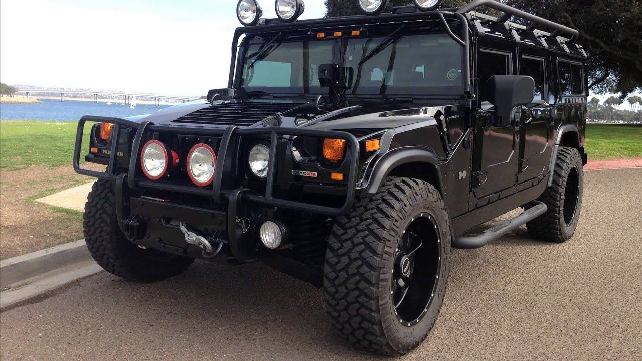2015 Model Hummer H1 Alpha Youtube