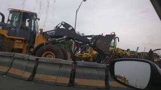 Tappan Zee Bridge accident aftermath 5/13/16