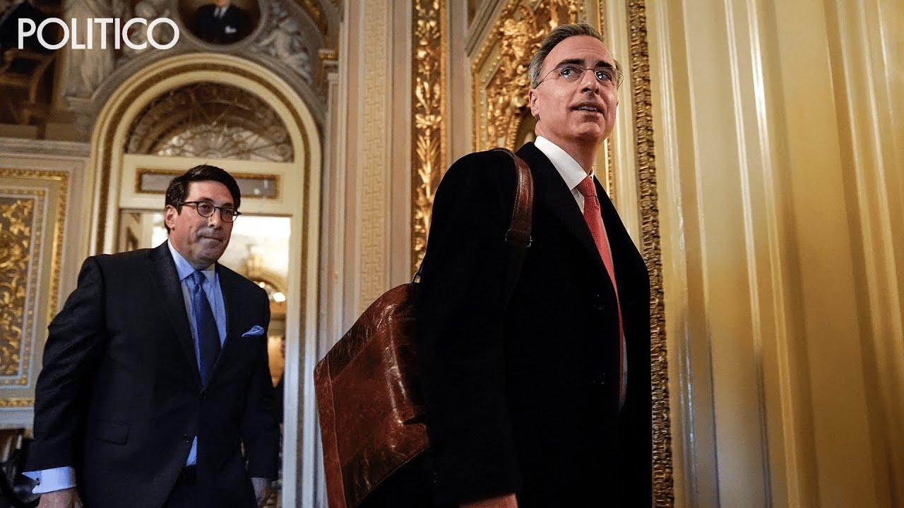 Download Senate impeachment trial, Day 7: Trump's impeachment defense wraps up