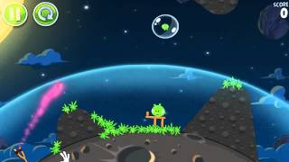 Angry Birds Space para PC Gameplay Español