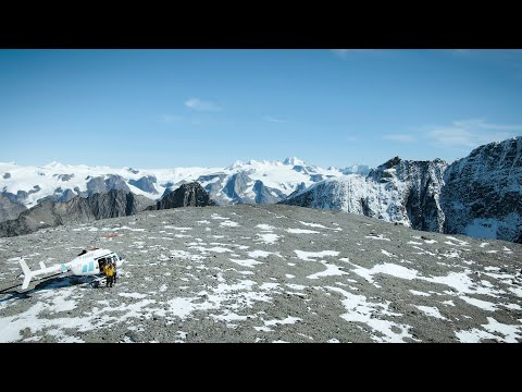 Greenland Adventure: Hiking and Helicopters