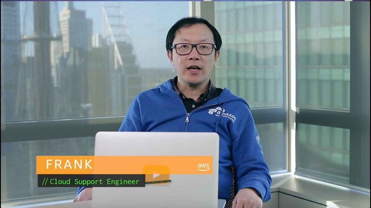 AWS Knowledge Center Videos: How do I change the encryption key used by my  RDS instance?