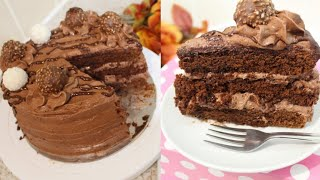 Jinsi ya kutengeneza Keki ya Chocolate  Chocolate cake recipe