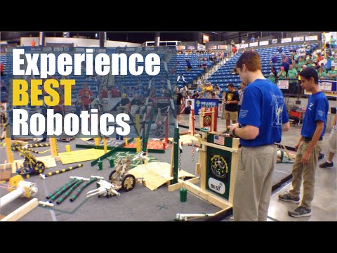 Experience BEST Robotics