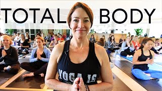 1 Hour Yoga Class (Live In Amsterdam)
