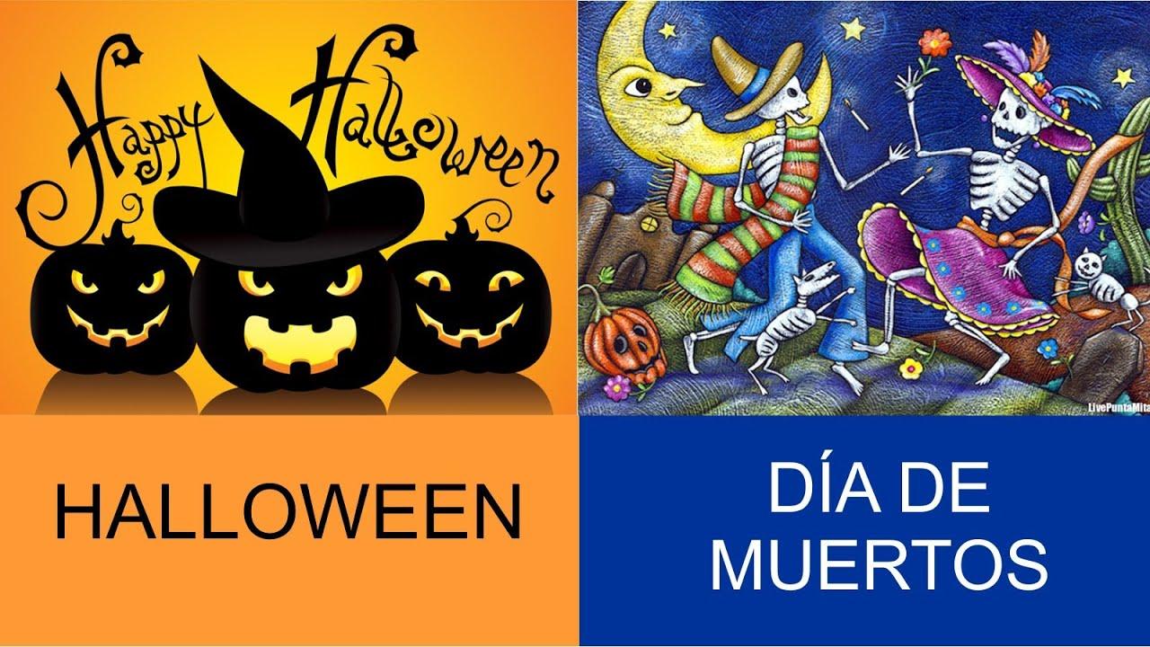 halloween y da de muertos dr pablo moctezuma barragn youtube - Halloween Dia